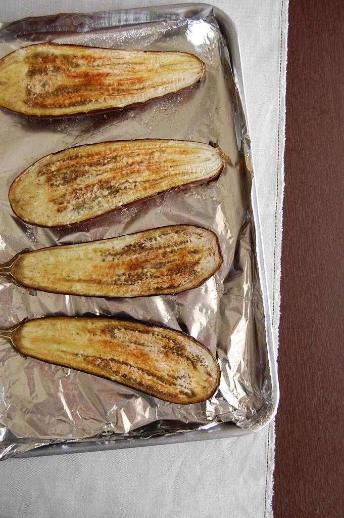 Sichuan spiced eggplant / Berinjela apimentada