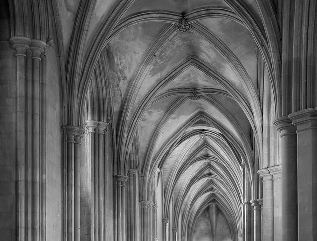 South Aisle of Nave, St Albans Cathedral