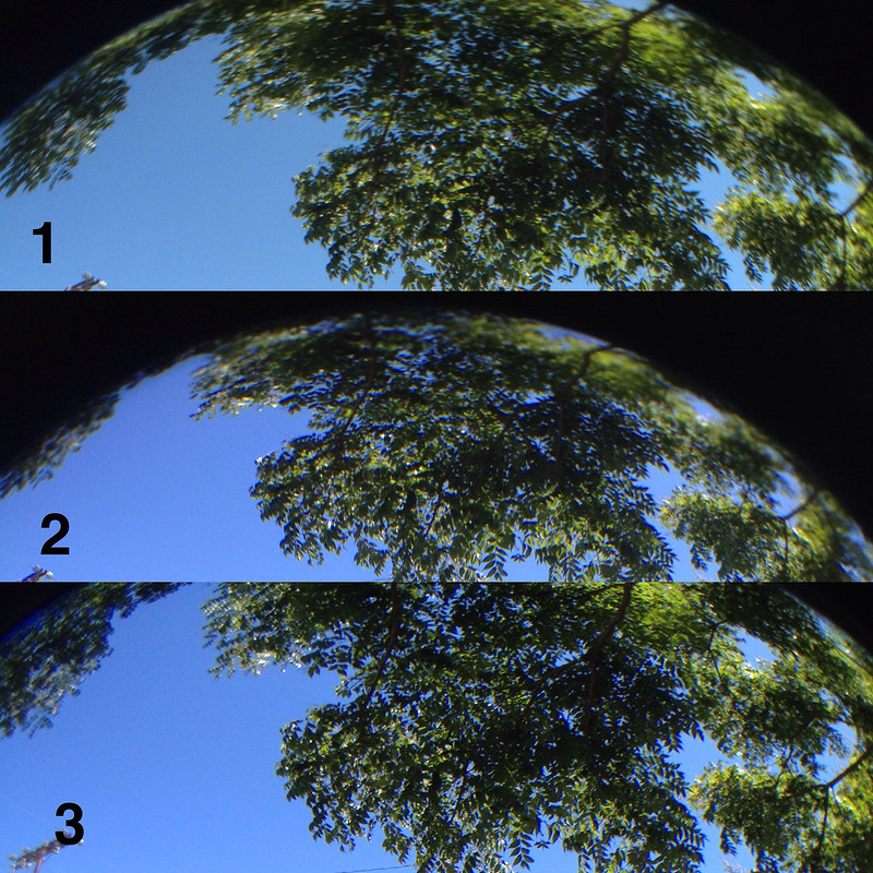 Fisheye Edge Test - 1