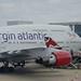 Virgin Atlantic Boeing 747-400 G-VHOT