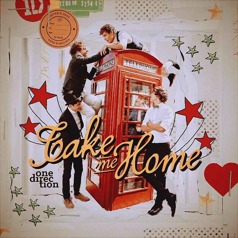 One Direction - Take Me Home | LAWD JESUS SAVIOR THANK YOU F