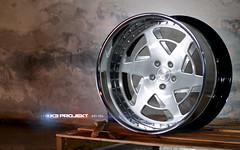 K3 Projekt Wheels IND-SB6 Wheels