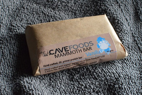 Cave Foods Mamooth bar