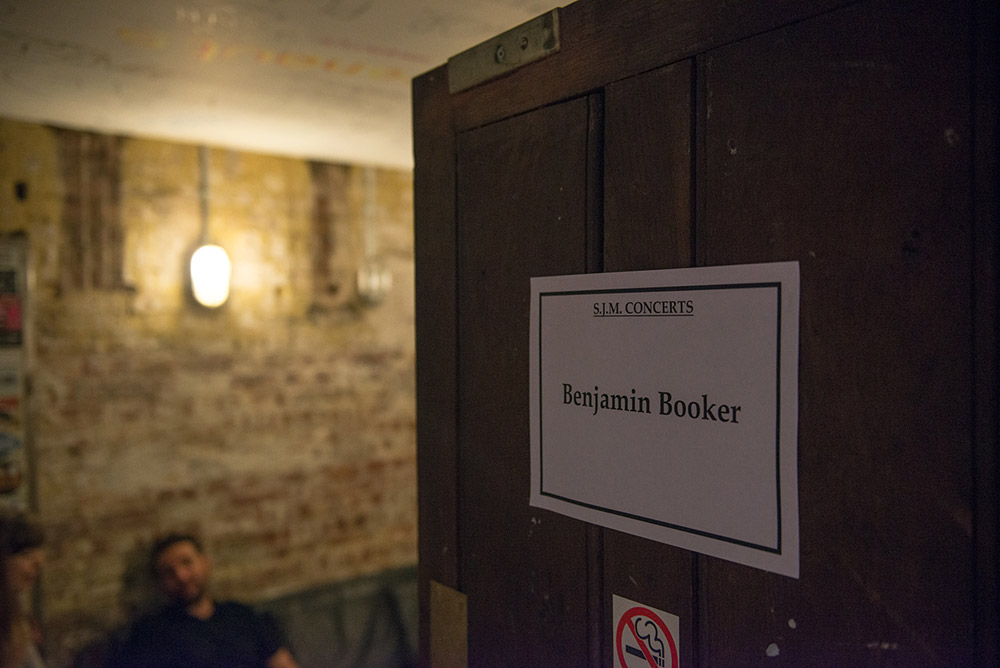 BTS: Benjamin Booker