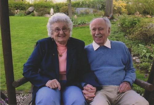grandma julia & o, april 2010
