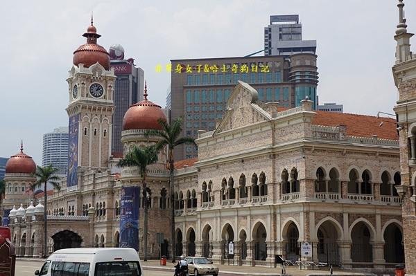 吉隆坡60蘇丹阿都沙默大樓