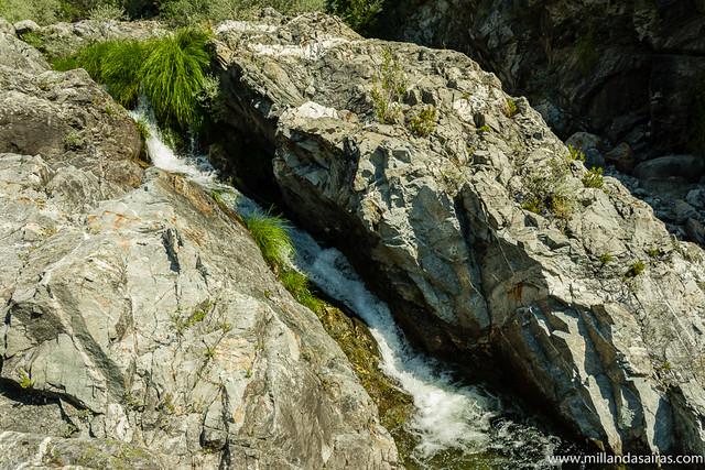 Ruta por el cañon del río Tera