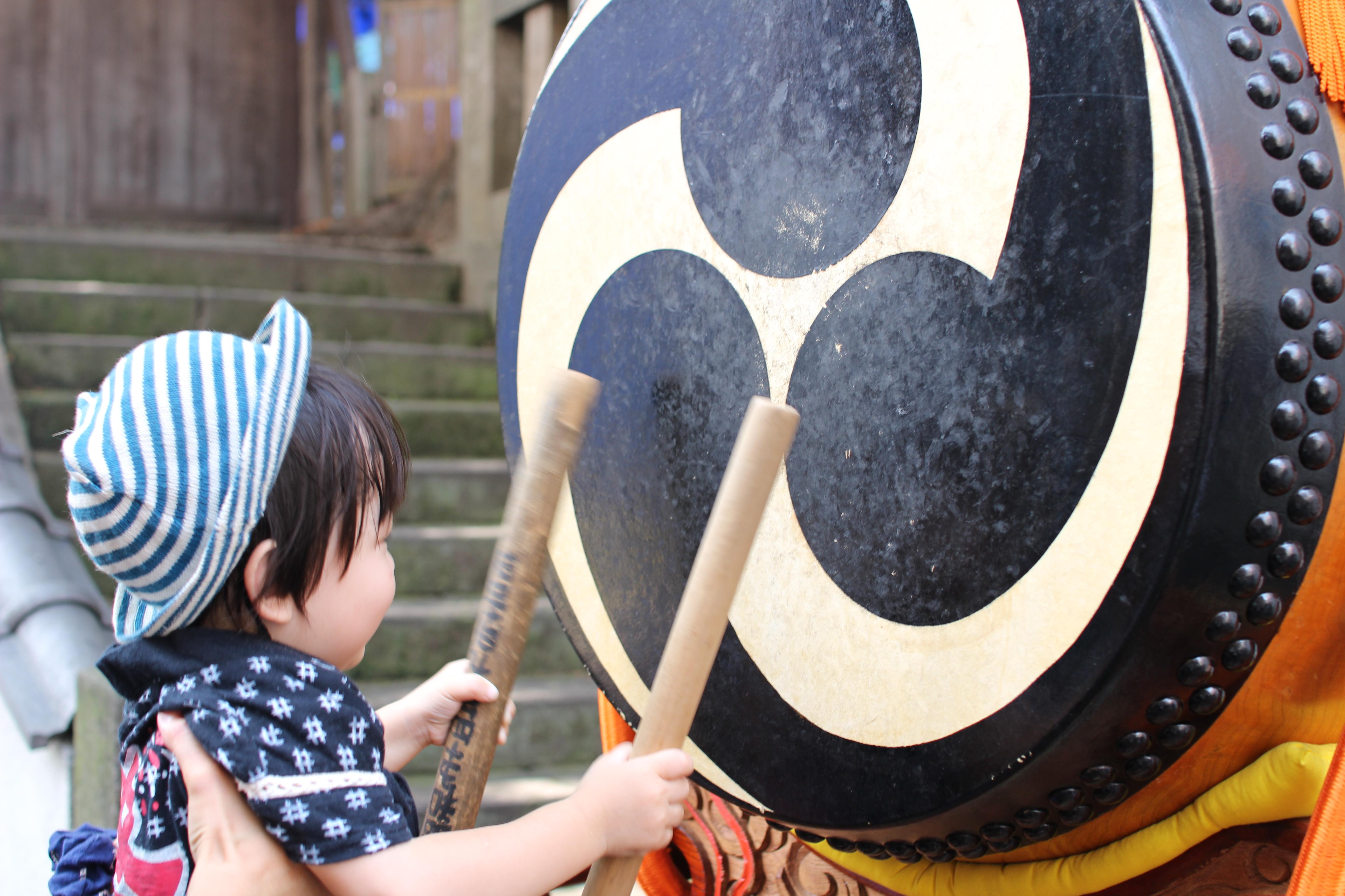 北澤八幡神社例大祭2