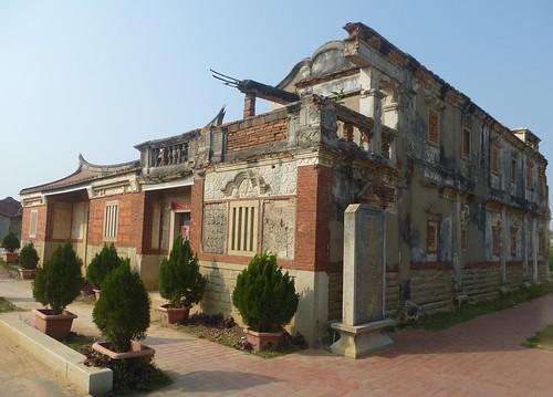 Taiwan-Kinmen Nord-ouest-Beishan Village (17)