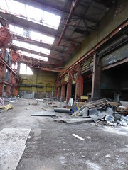 Urbex Malmö. Fabriekshal