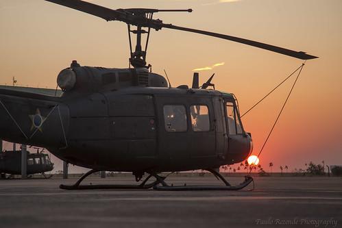 military huey helicopter iroquois forcaaereabrasileira belluh1 sapao brazilianairforce h1h fotopaulorezende