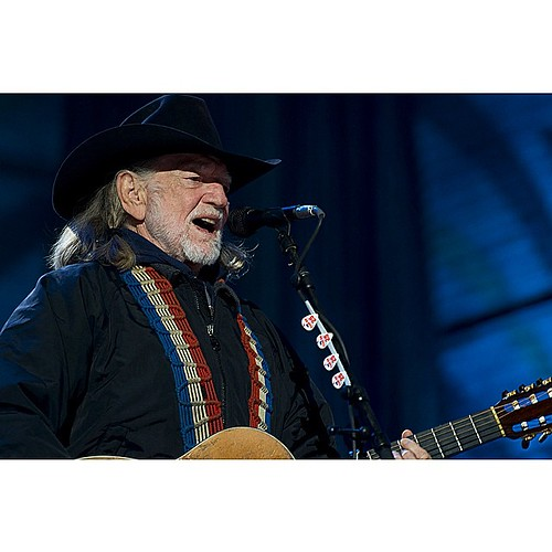 #tbt Willie performing at Farm Aid 25 in Milwaukee!