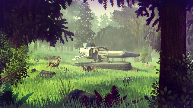 No Man's Sky on PS4