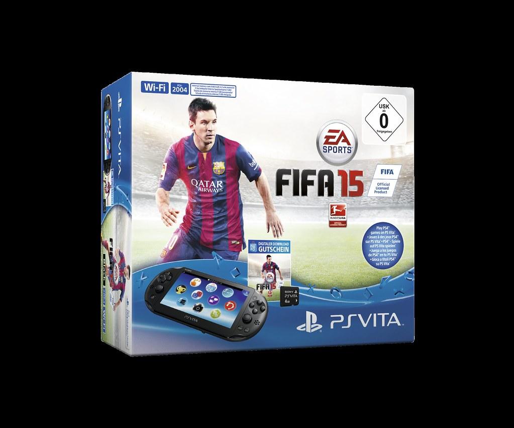 FIFA 15 PS Vita Bundle