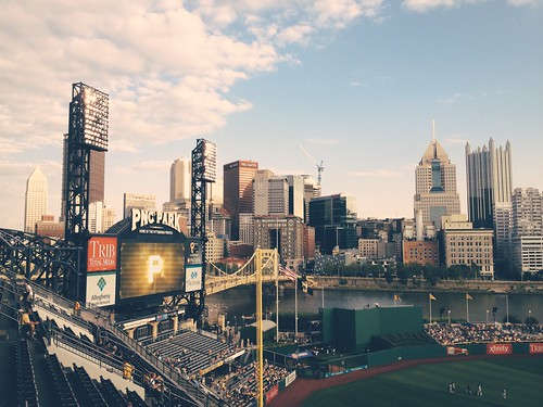 Pirates vs Braves 8/18/2014