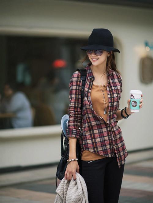 Mix đồ thời trang Thu Đông 2014 CỰC ấn tượng 14