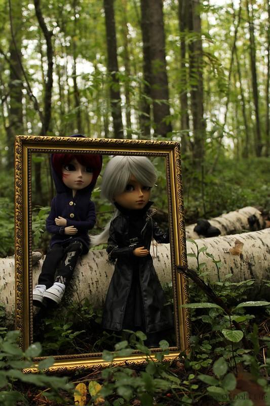Framed by Makoto
