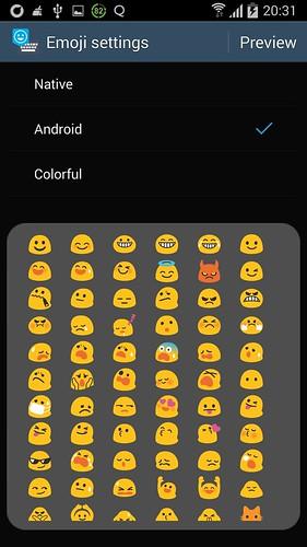 Aplikace Emoji Keyboard - Emoticons(KK) 15036034740_424ac80193