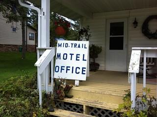 """Motel """"office"""""""