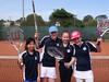 Tennis Grand Final Victory