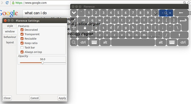 How to use on-screen virtual keyboard on Linux - Xmodulo