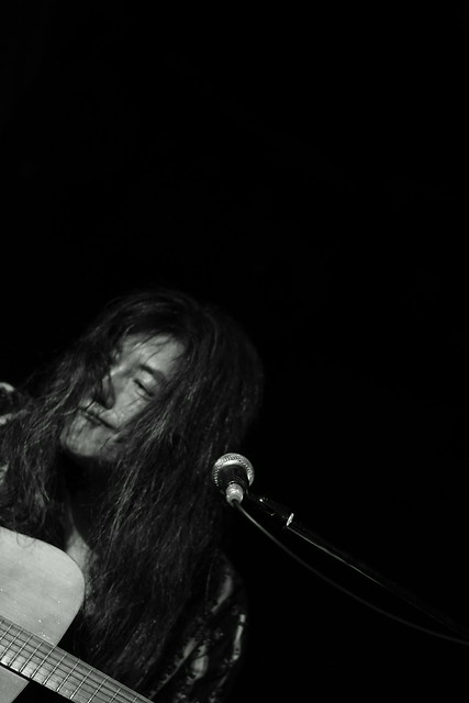100 FEET live at Outbreak, Tokyo, 27 Aug 2014. 046