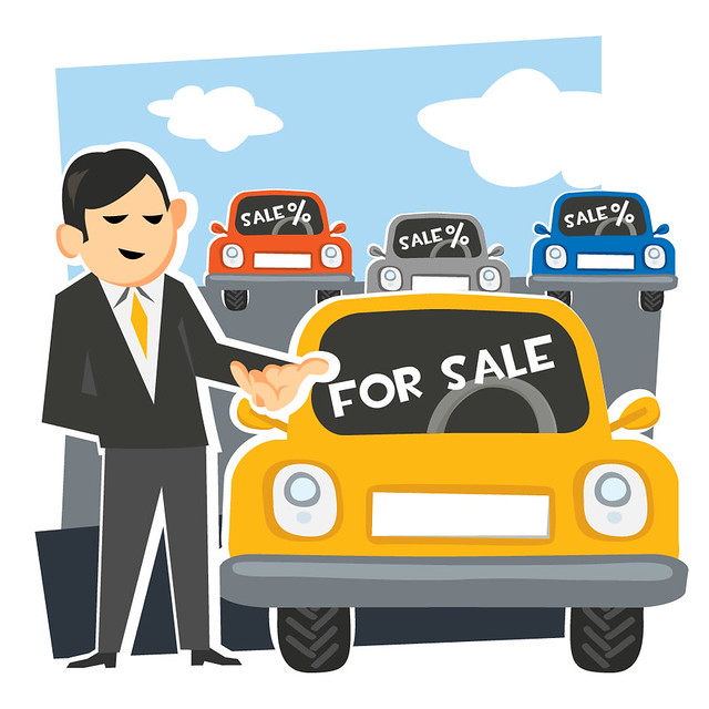 Auto dealership financing
