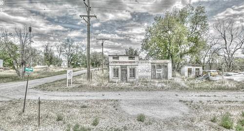 Google Street View - Pan-American Trek - Hawks Springs - Ding Kiss