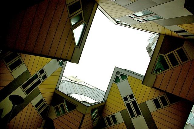 Kubik huis_Rotterdam