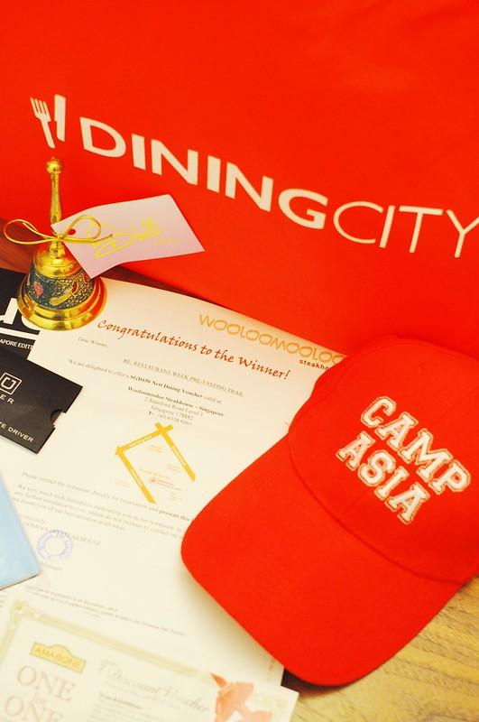 dining city