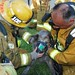 LAFD Rescues Dog From Burning Valley Village Apartment by LAFD