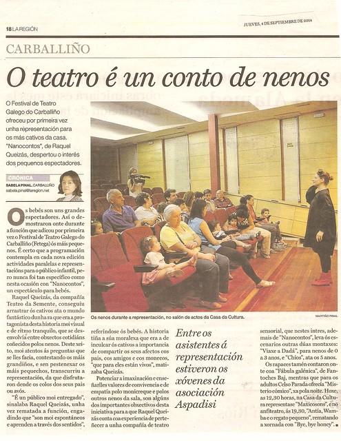 La Región- 04/09/2014