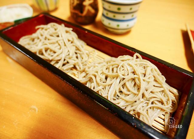 [東京 淺草]–好吃蕎麥麵與可愛的日本人–蕎亭 大黒屋(きょうていだいこくや)