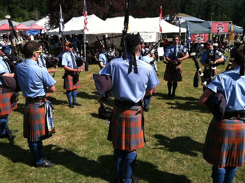 Seattle pipers