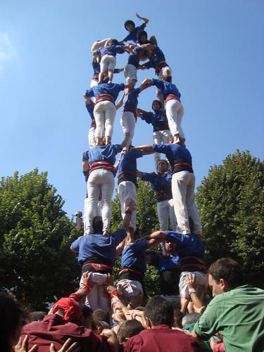 Llinars del Vallès, Castellers d'Esplugues