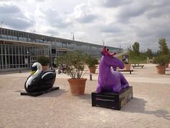 gare TGV (AVIGNON,FR84)
