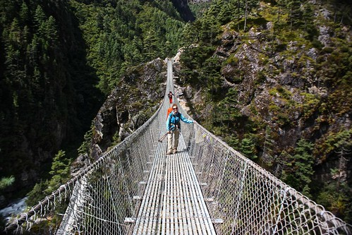 A longer suspension bridge