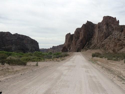 Ruta Provincial 31 en Chubut