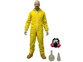 MEZCO Breaking Bad【絕命毒師】Walter White 6 吋 瓦特.懷特