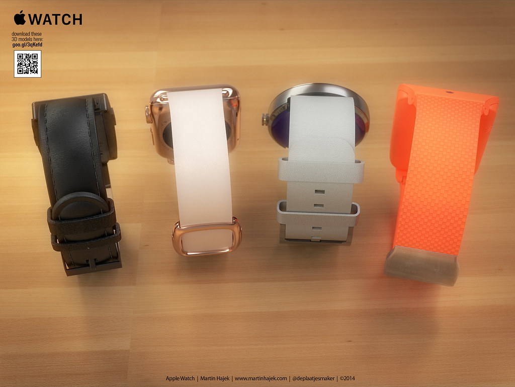 Apple Watch vs. the rest