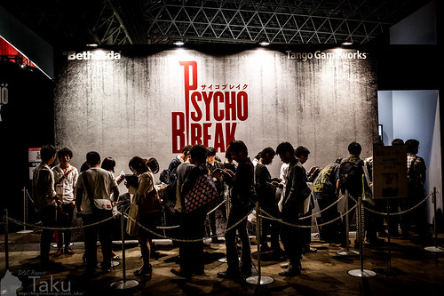 TOKYO GAME SHOW 2014 day2
