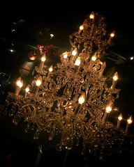 "#chandelier #sia | humphrey's #amsterdam #AMS #holland #restaurant | ""Party girls don't get hurt Can't feel anything, when will I learn I push it down, push it down I'm the one ""for a good time call"" Phone's blowin' up, ringin' my doorbell I feel the love"