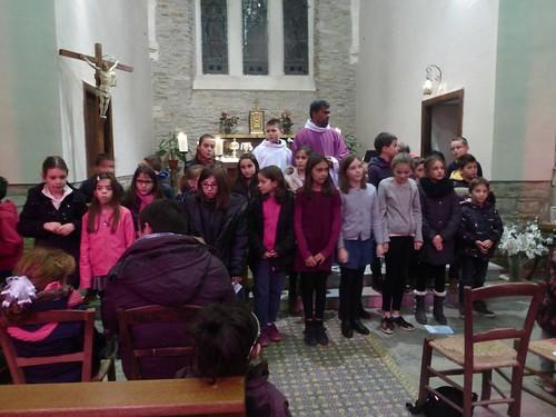 2016 11 26 Messe des jeunes  à Carcenac (93)