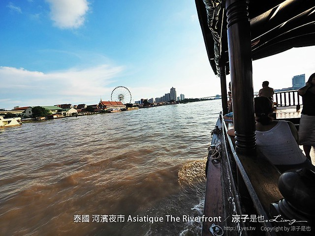 泰國 河濱夜市 Asiatique The Riverfront 43
