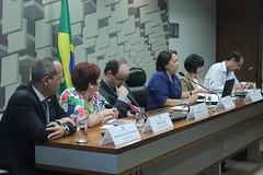 10.11.2016 Audiência Pública na Comissão de Educação do Senado para discutir indicadores do Ensino Médio no PNE