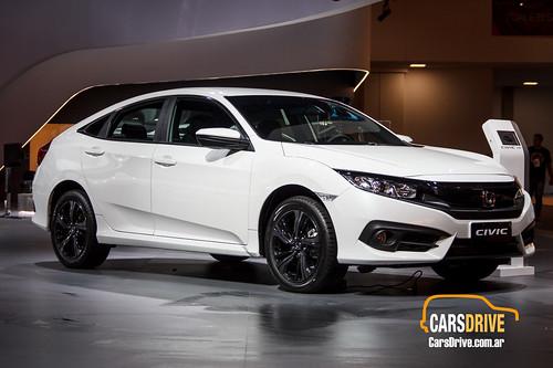 Honda en SP