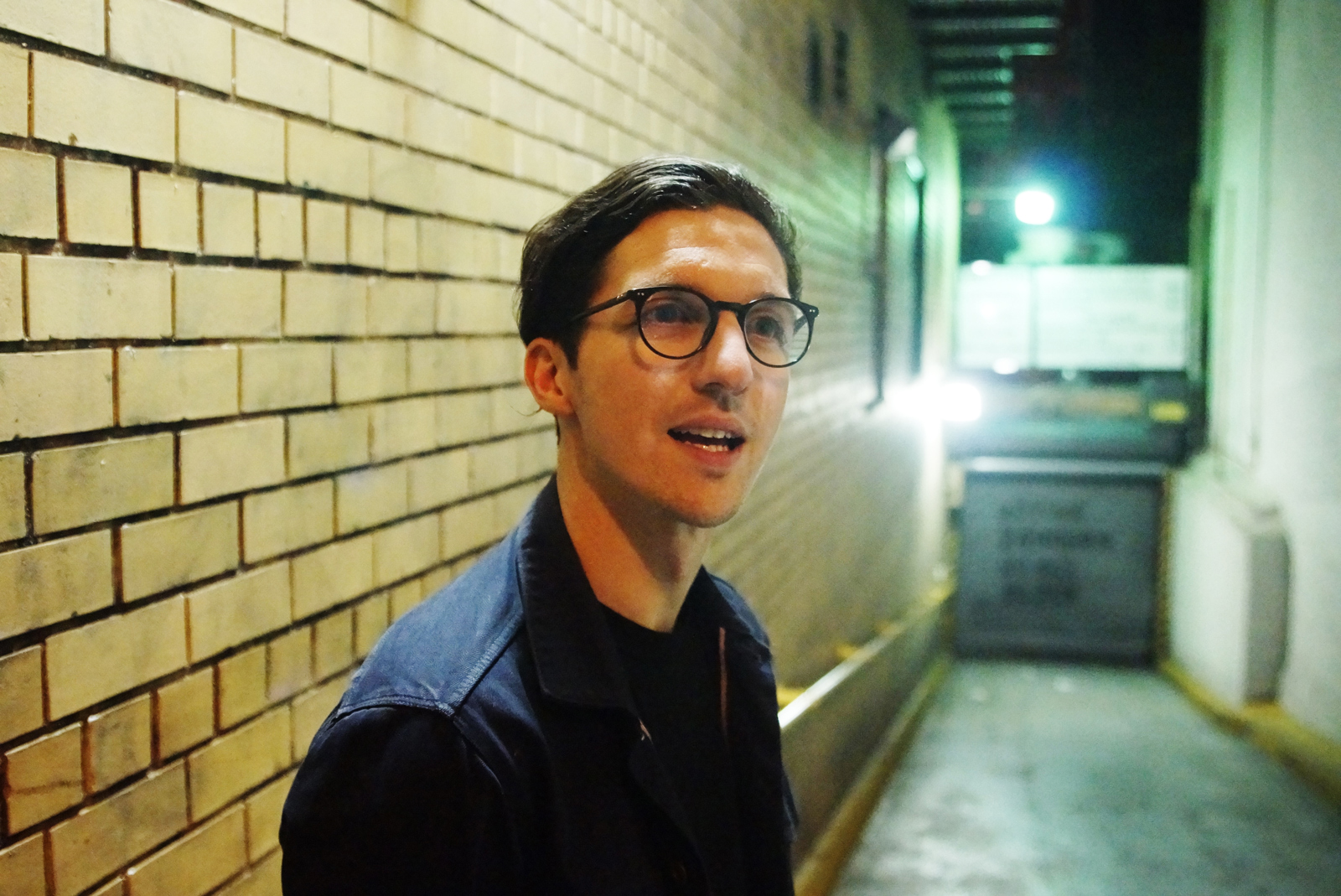 Dan Croll @ Webster Hall NYC (11/03/16)