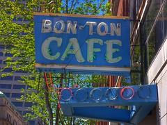 Bon Ton Cafe- Memphis TN