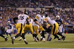 NFL 2016 Colts vs Steelers 2016 11 24-28