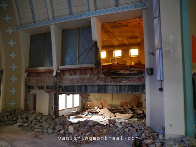 Eglise Notre-Dame-de-la-Paix demolition 10